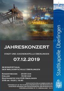 Jahreskonzert 2019 @ Konzertsaal der Waldorfschule